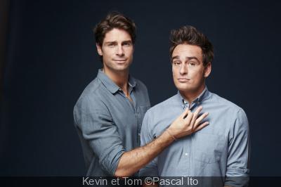 Kevin & Tom squattent au Point Virgule