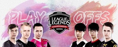 Finale de League of Legends UE (LCS EU) à l'AccorHotels Arena