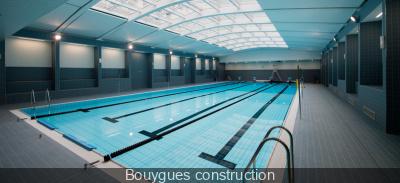 La piscine balard du minit re de la d fense ouverte aux for Piscine ouverte paris