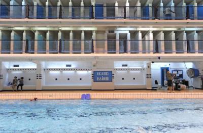 R ouverture de la piscine des amiraux en octobre 2017 for Piscine des amiraux