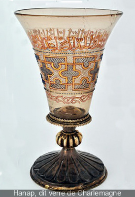 La révolution Verre au Moyen-Age, l'exposition au Musée de Cluny