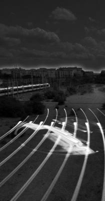 Nuit Blanche 2017 : Rail Océan une soirée sur les voies SNCF
