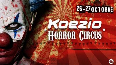 Halloween 2017 dans le cirque hanté de KOEZIO : gagnez vos places