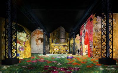 L'Atelier des Lumières, premier Centre d'Art Numérique à Paris