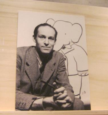 Les Histoires de Babar, Musée des Arts Décoratifs, reportage, exposition Babar