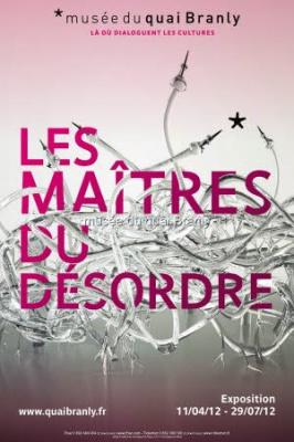 Maitres du Désordre, Musée du Quai Branly