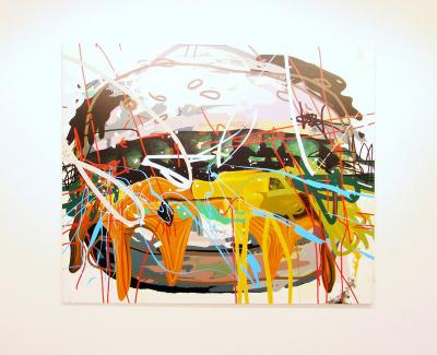 Thomas fiebig et la grande bouffe d barquent l 39 addict galerie - Galerie street art paris ...