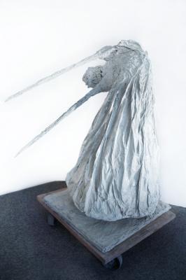 exposition scupture Paris, exposition galeri Jerome de Noirmont, exposition Claudine Drai