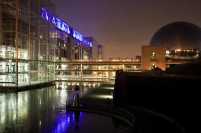 Cité des Sciences Nuit