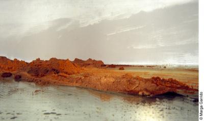 Lola Marga Maria Alfonso, Exposition VOZ Galerie Boulogne, exposition espagnole Paris, You are the landscape ©Marga Garrido