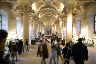 Musée du Louvre © Paris Tourist Office - Photographe : Marc Bertrand