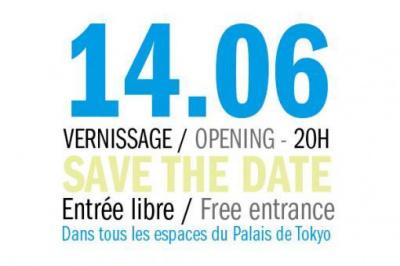vernissage des modules en juin 2012 Palais de Tokyo
