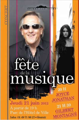 Fete de la Musique2012 Epinay sur Seine