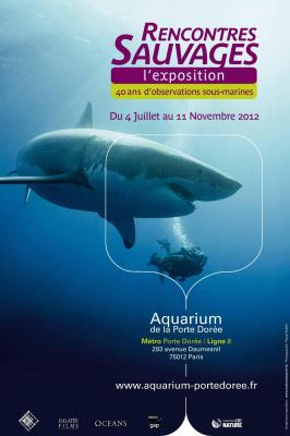 exposition Rencontres sauvages Aquarium Porte dorée,