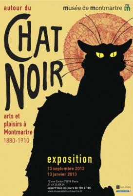 Autour du Chat Noir Musée de Montmartre