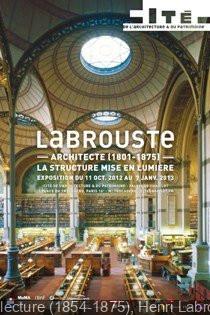 exposition Henri Labrouste Cité de l'Architecture