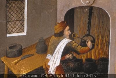 exposition Cuisine au Moyen-Age Tour Jean sans-Peur
