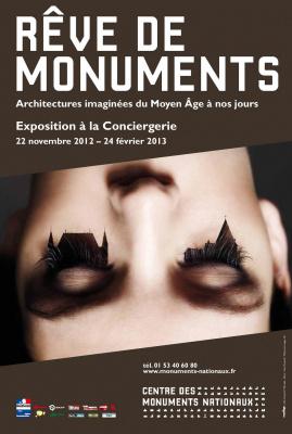 exposition Rêve de Monuments Conciergerie