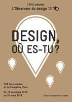 exposition Design où es-tu Cité des Sciences,
