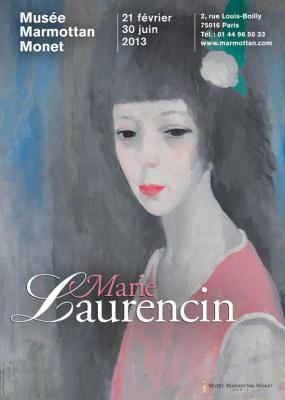 exposition Marie Laurencin Musée Marmottan Monet 2013