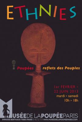 ethnies au Musée de la Poupée