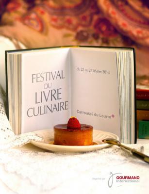 Festival Livre culinaire 2013 Carrousel Louvre