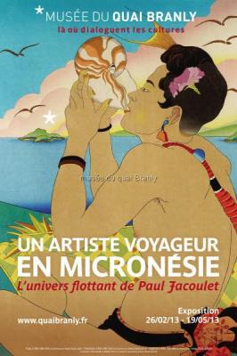 exposition Micronésie Musée Quai Branly