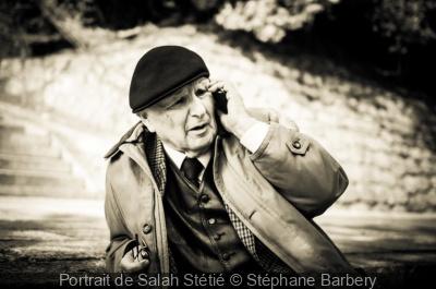 exposition Salah Stétié BNF