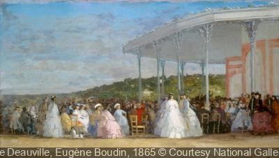 Exposition Eugène Boudin Musée Jacquemart-André