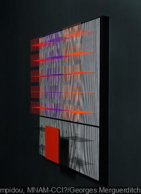 exposition Soto Centre Pompidou 2013