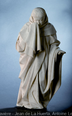 exposition Larmes d'Albatre au Musée de Cluny