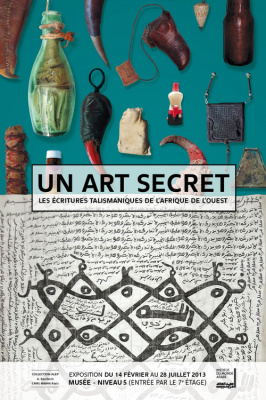 exposition Un art secret IMA 2013