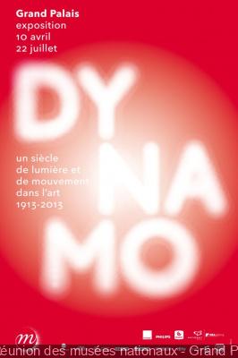 exposition Dynamo Grand Palais 2013