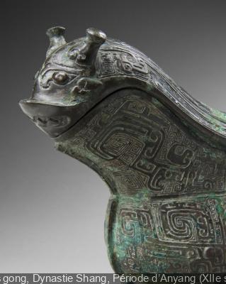 exposition Trésors de la Chine ancienne Musée Guimet