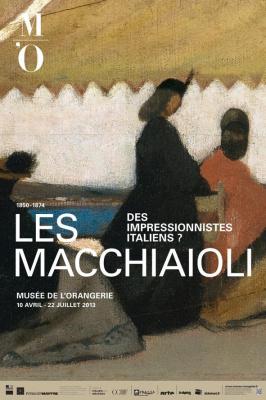 exposition Macchiaioli Musée Orangerie