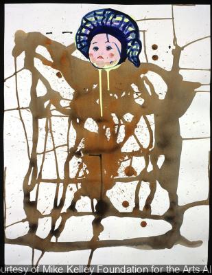 exposition Mike Kelley au Centre Pompidou