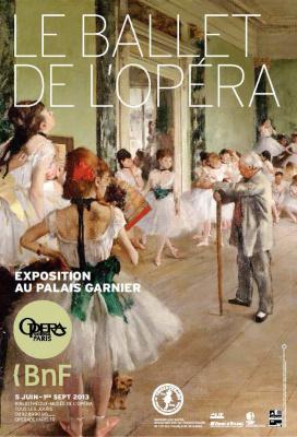 exposition Ballet de l'Opéra Musée de l'Opéra