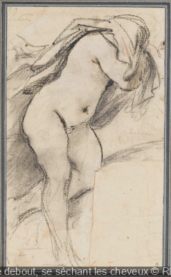 exposition les Dessins bolonais du XVIIe siècle au Musée du Louvre