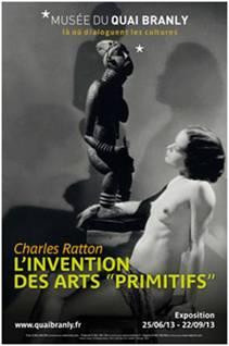 exposition Charles Ratton Musée Quai Branly