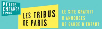 site Les Tribus de Paris