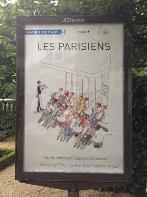 exposition Les Parisiens, My little Paris à Paris