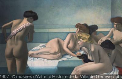 exposition Felix Vallotton au Grand Palais