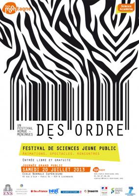 festival Désordre ENS ULM