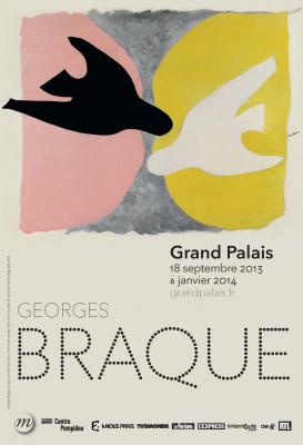 exposition Georges Braque au Grand Palais
