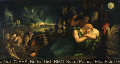 exposition la Renaissance et le Rêve au Musée du Luxembourg