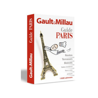 Guide Paris Gault & Millau