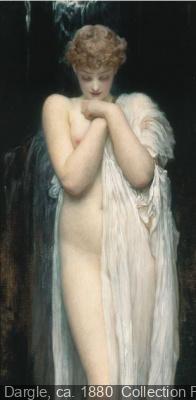 exposition Désirs et volupté au Musée Jacquemart André