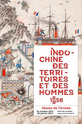 exposition Indochine Musée de l'Armée