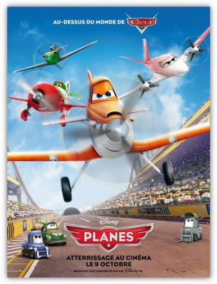 film Planes par Disney