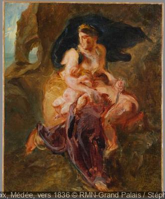 exposition Esquisses de l'époque Romantique au Musée de la Vie Romantique